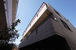 アサヒオーキッドハイム[1階]の外観