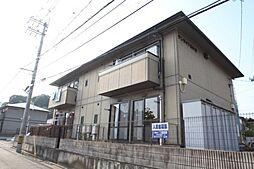 サンライフ坂本D棟[2階]の外観