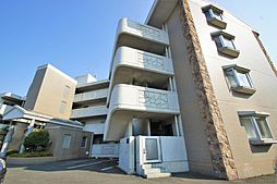 宮城県仙台市青葉区福沢町の賃貸マンションの外観