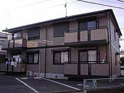 レフィナードA/B[2階]の外観