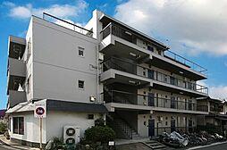 山崎第6マンション[201号室]の外観