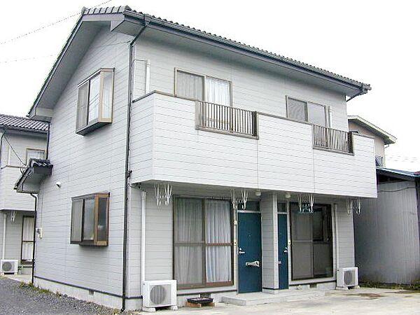 住吉ハイツ6号棟 1階の賃貸【群馬県 / 太田市】