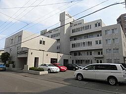 クリオ二十四軒壱番館[3階]の外観