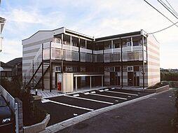 ソレイユ[2階]の外観