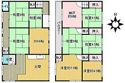 寺田町駅 1,280万円