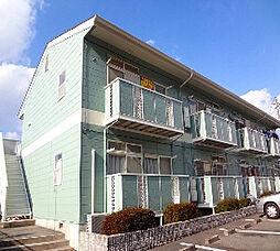 愛知県名古屋市緑区大高町字北大高畑の賃貸アパートの外観