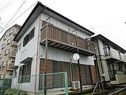 荻島コーポ[101号室]の外観