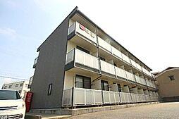レオパレスファーデン西金ヶ崎[107号室]の外観