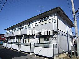 M・NハイツA棟[2階]の外観