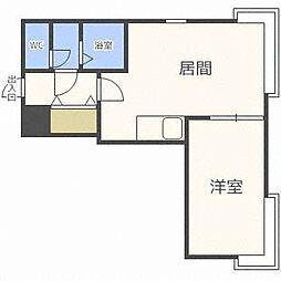 ソニア316[2階]の間取り