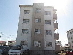 勝田プリンスマンション B棟[201号室]の外観