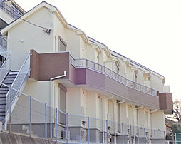 神奈川県横浜市中区大和町1丁目の賃貸アパートの外観