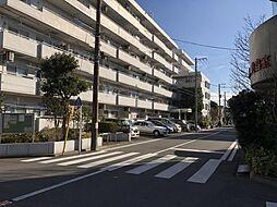 グリーンキャピタル川崎[205号室]の外観