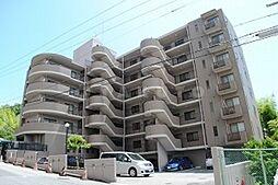 山田マンションビューテラス[3階]の外観