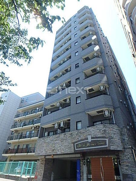 ガラ・シティ横浜西口[9階号室]の外観