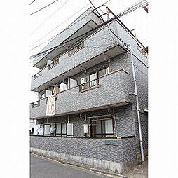 東京都足立区西綾瀬3丁目の賃貸マンションの外観
