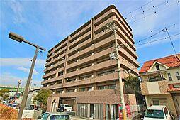 アンドユーイワキ・東大阪[6階]の外観