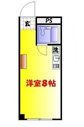 中野駅 7.5万円