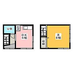 西巣鴨駅 8.0万円