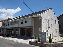 愛知県海部郡大治町大字花常字フケの賃貸アパートの外観