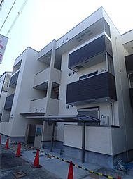 大阪府大阪市淀川区田川北2丁目の賃貸アパートの外観