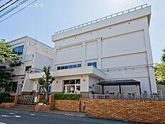 江戸川区立上小岩第二小学校 距離160m