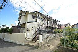 兵庫県神戸市須磨区月見山本町2丁目の賃貸アパートの外観