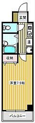 セジュール24[305号室]の間取り