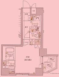 5/14 VERXEED綾瀬駅前 006[3階]の間取り