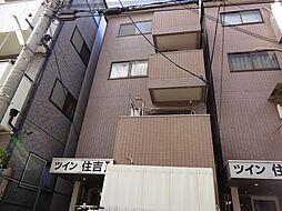 大阪府大阪市住吉区杉本2丁目の賃貸マンションの外観