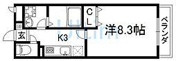 龍谷大前深草駅 5.3万円