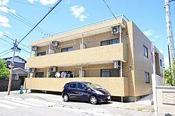 逗子桜山ハイツ[104号室]の外観
