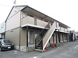 大阪府摂津市鳥飼上3丁目の賃貸アパートの外観
