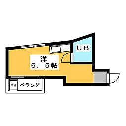 川名駅 2.3万円