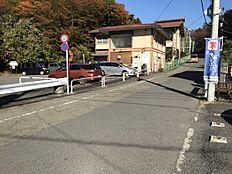前面道路運転が不安な方も安心な前面道路