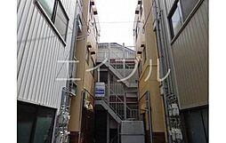 八反町ハイツ[1階]の外観