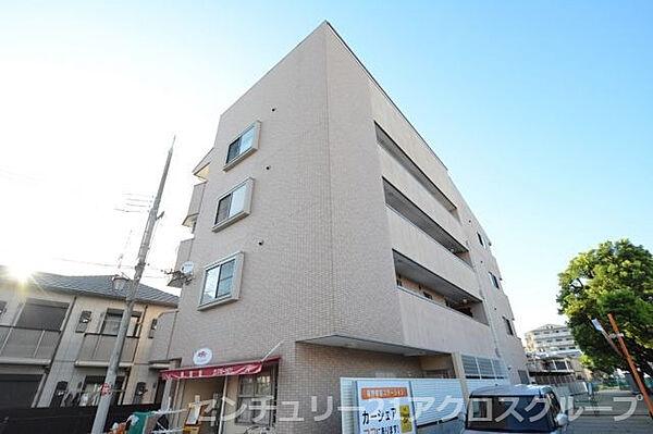 ハッピー稲野マンション 4階の賃貸【兵庫県 / 伊丹市】