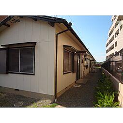 [一戸建] 静岡県浜松市中区蜆塚3丁目 の賃貸【/】の外観