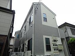マーベラス国分寺東恋ヶ窪II[101号室]の外観