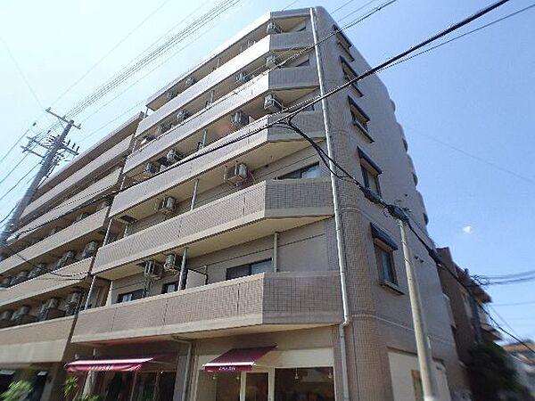 兵庫県神戸市東灘区御影中町6丁目の賃貸マンション