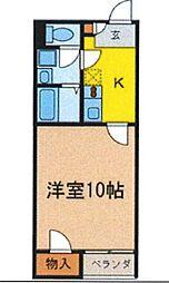 ウィン[2階]の間取り