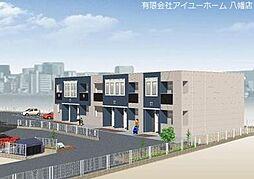 仮)東二島3丁目新築アパート[2階]の外観