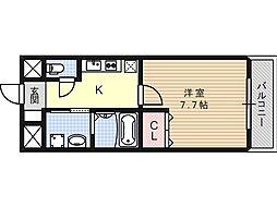 (仮称)高槻市城北町一丁目新築マンション[0202号室]の間取り