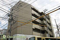 神奈川県相模原市緑区橋本2丁目の賃貸マンションの外観