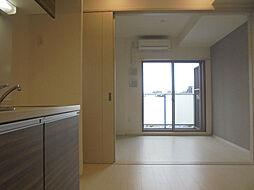 レジュールアッシュウエストレジスの参考画像として反転タイプ別のお部屋の画像となります。