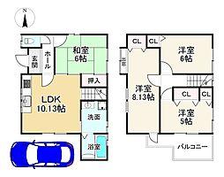 今出川駅 3,880万円