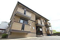 京都府京都市伏見区桃山町因幡の賃貸アパートの外観