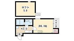 黄金駅 4.2万円
