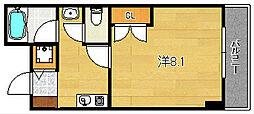 グリーンハイツ豊川II[1階]の間取り