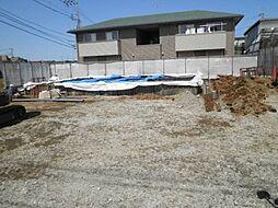 神奈川県横浜市都筑区大棚町の賃貸アパートの外観